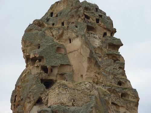 カッパドキアのオルタヒサール