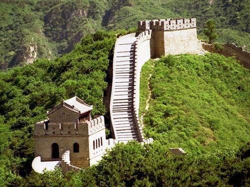 万里の長城(金山嶺長城)