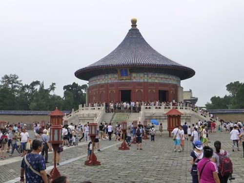 天壇の皇穹宇