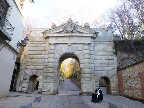 アルハンブラ宮殿の裁きの門