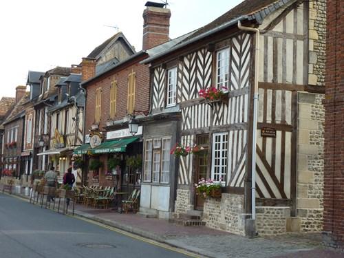 フランスのブブロン村