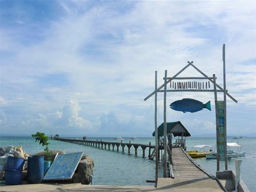 フィリピン・セブのナルスアン島