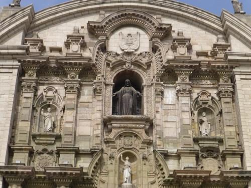 ペルー・リマのカテドラル