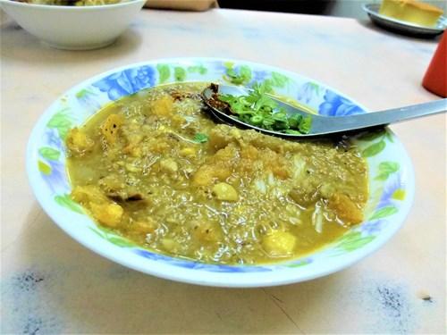 ミャンマーの国民食モヒンガー