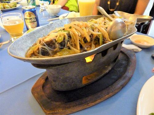 カンボジアで食べたクメール料理(魚)