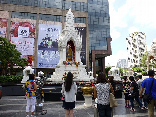 タイのバンコクにあるプラ・トリーム・ラティ
