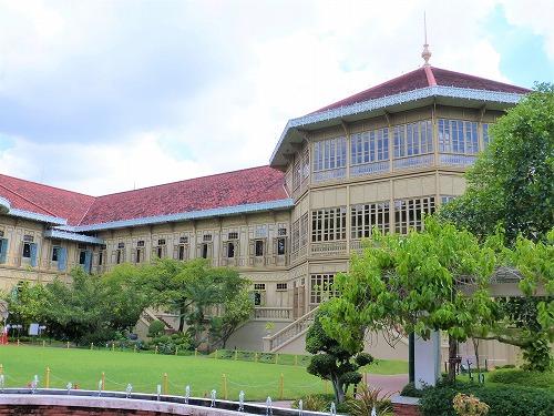 タイのバンコクにあるウィマンメーク宮殿