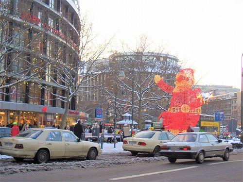 ドイツ・ベルリンのクリスマス飾り