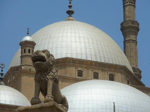 エジプト・カイロにあるガーマ・ムハンマド・アリ