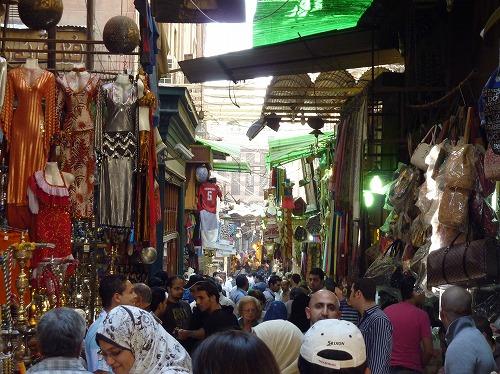 エジプト・カイロにあるハン・ハリーリ