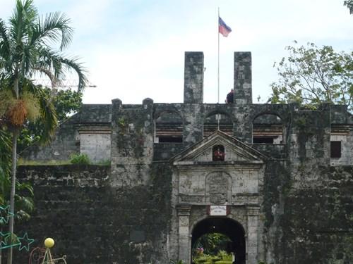 フィリピン・セブのサンペドロ要塞