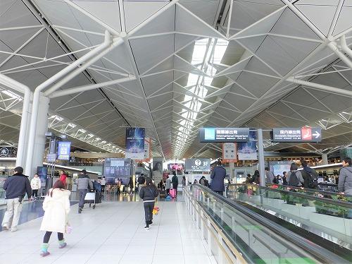 中部国際空港(セントレア)内部