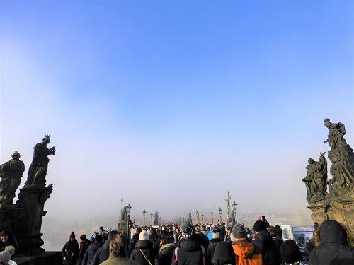 チェコ・プラハのカレル橋