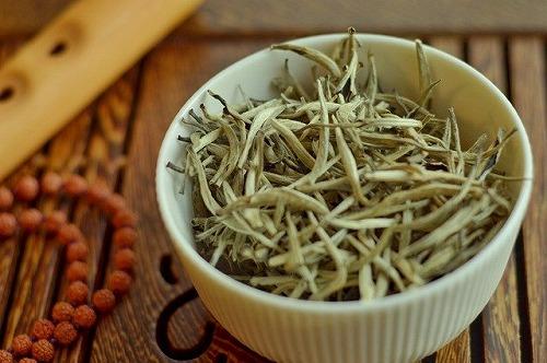 中国茶の六大分類のひとつ・白茶