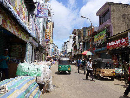 スリランカ・コロンボのペター地区