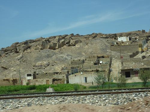 エジプトの街並み