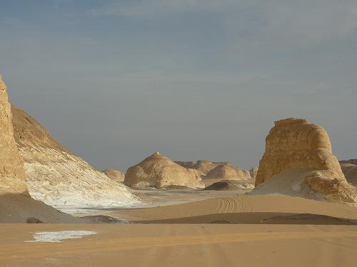 エジプト西方砂漠