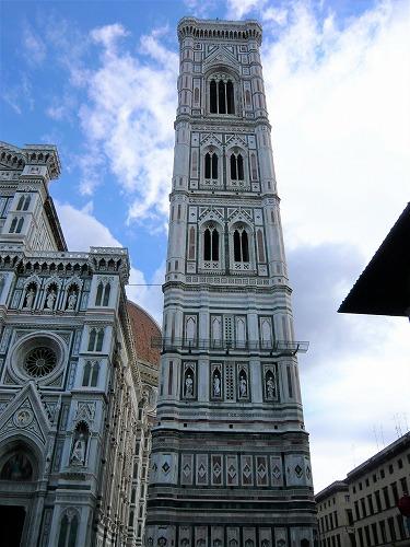 イタリア・フィレンツェのジョットの鐘楼