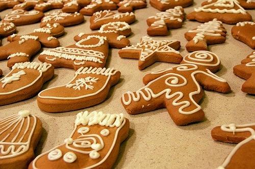ジンジャ-クッキー