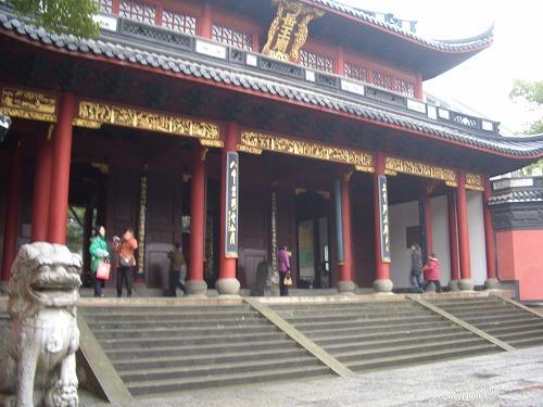 上海・杭州にある岳王廟