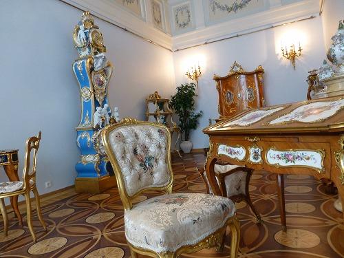 ロシア・サンクトペテルブルクのエルミタージュ美術館