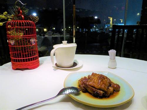 香港のレストラン・金紫荊粤菜の料理