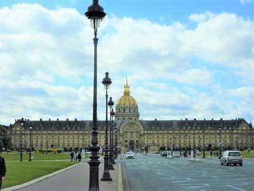 フランス・パリにあるアンヴァリッド