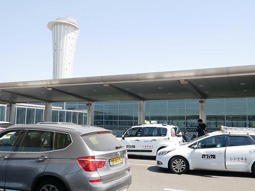 イスラエル・ベングリオン国際空港