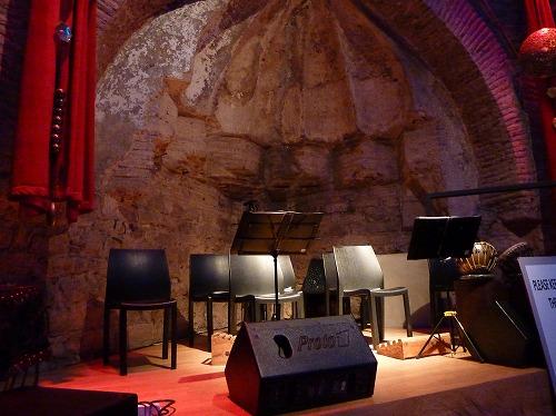 トルコ・イスタンブールのセマーの音楽演奏