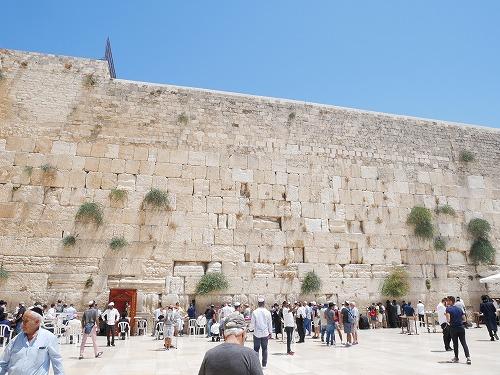 エルサレム(イスラエル)の嘆きの壁