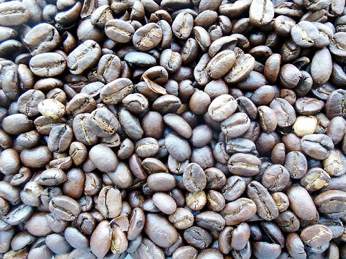 コーヒー豆(焙煎前)