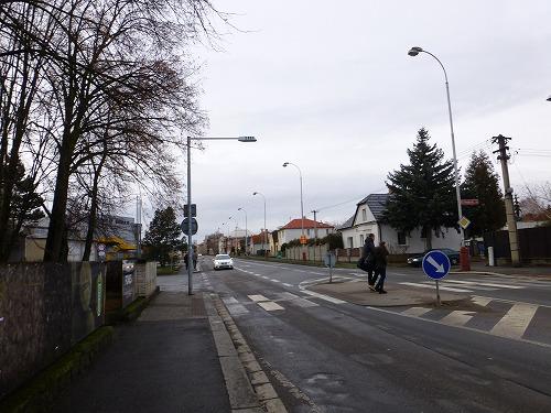 チェコのクトナー・ホラの街並み