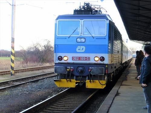 チェコの鉄道