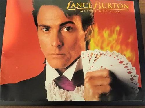 ラスベガスで行われていたランス・バートンのマジックショー