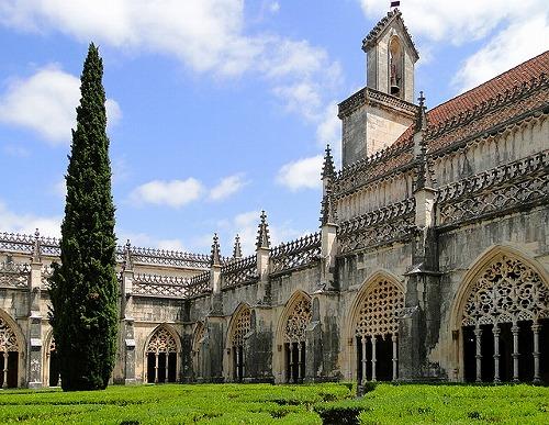 ポルトガル・リスボンのジェロニモス修道院