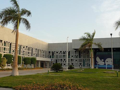 エジプト・ルクソール空港