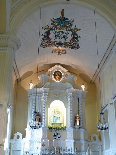 マカオ・聖ドミニコ教会内部