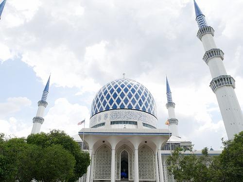 マレーシアのシャー・アラムにあるブルーモス
