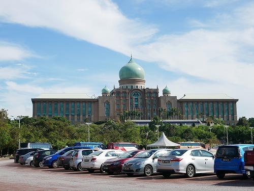 マレーシアのプトラジャヤにある首相官邸