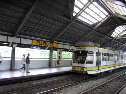 フィリピン・マニラの鉄道