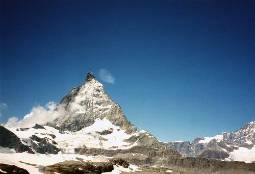 スイスのマッターホルン