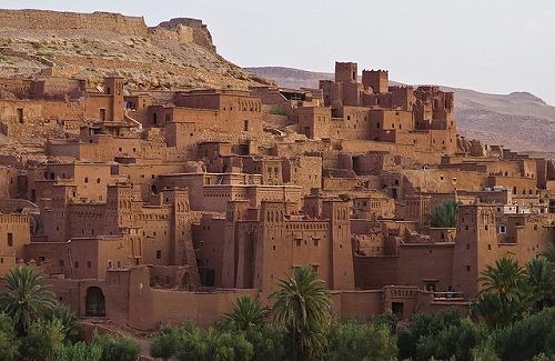 モロッコのアイット・ベン・ハドゥ
