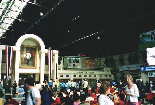 タイ・バンコクにあるラチャダムヌン・ムエタイ・スタジアム