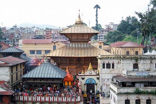 ネパール・カトマンドゥにある世界遺産『ダルバール広場』