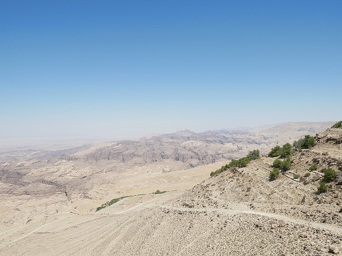 ヨルダンの風景