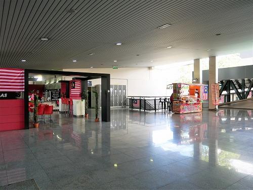 マレーシアのプトラジャヤ&サイバージャヤ駅構内