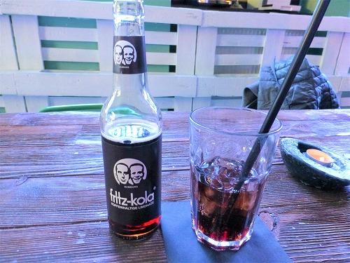 チェコ・プラハの和食料理店「Kitchen Ramen bar」で飲んだFritz-kola