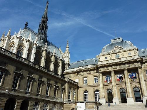 フランスのパリにある最高裁判所