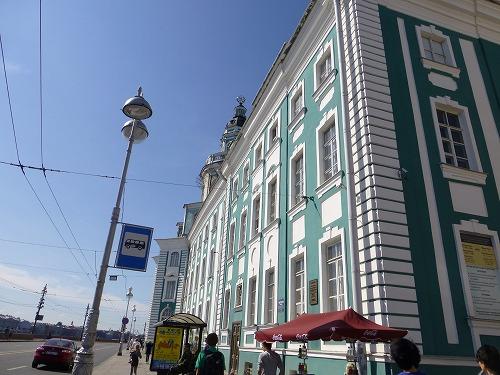 ロシア・サンクトペテルブルクのクンストカメラ