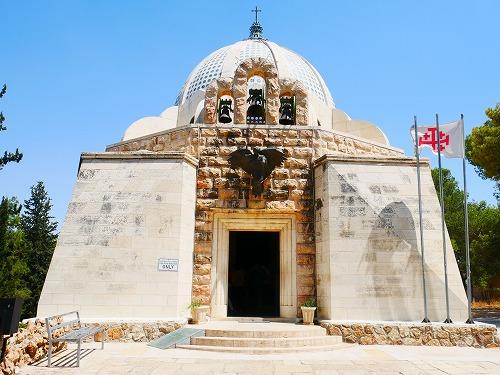 パレスチナの羊飼いの野ラテン教会